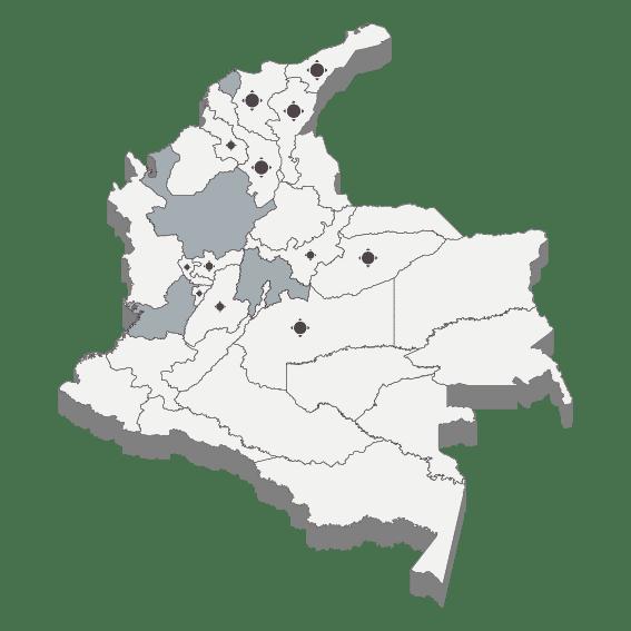 Mapa 2020 Novasep